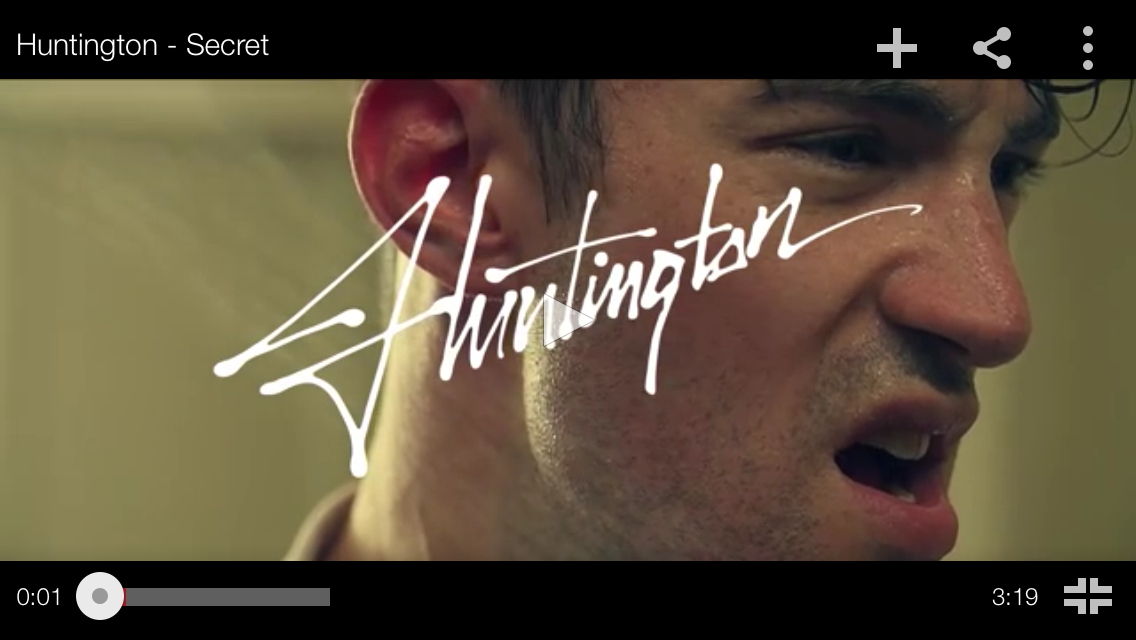 "#MusicVideo: Huntington – ""Secrets"